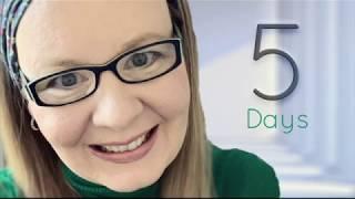 Count Down - 5 Days til Launch