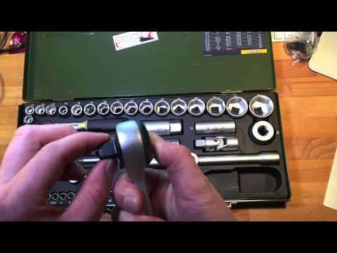 Vorstellung Proxxon 23040 - Steckschlüsselsatz - Viel Qualität für wenig Geld -
