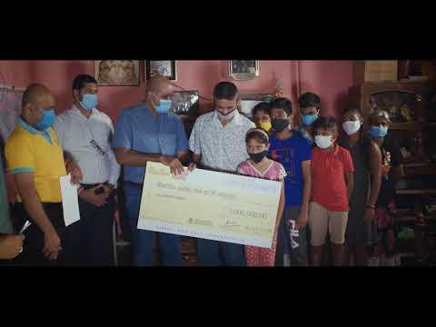 NLB Neeroga 671 Winner Saman Sudarshan