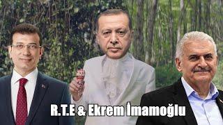 RTE & Ekrem İmamoğlu   Nasılsın Aşkta (Edit Reyiz)