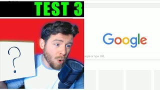 TEST 3: Is Google Always Listening!? Results??
