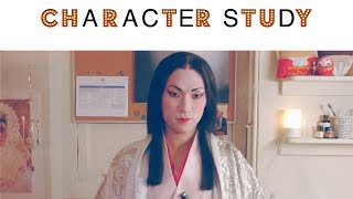 CHARACTER STUDY: Jin Ha of M. BUTTERFLY