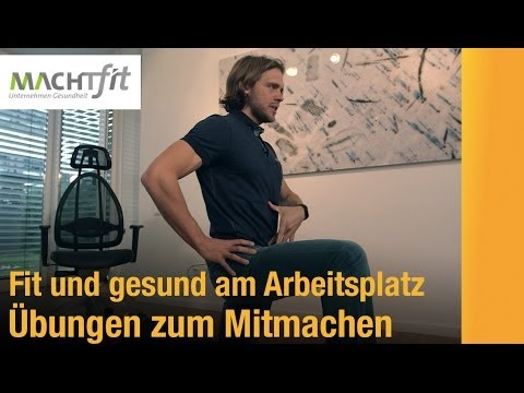 Massage am Meniskus des Knies Videos