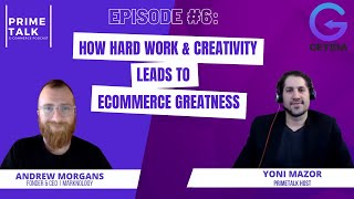 Andrew Morgans and eCommerce Success