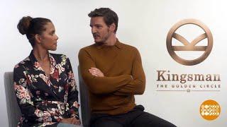 «Kingsman: Золотое кольцо». Интервью созвездами Голливуда! 20.09.2