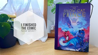 What I Learned From Finishing My First GRAPHIC NOVEL! (Tips To Start Your Own Project)