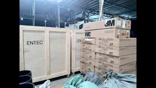 Lô Recloser Entec 24kV 630A + Đầu Cáp 3M Co Nhiệt 24kV + Cách Điện Tăng Cường FCO, LBFCO Tuấn Ân