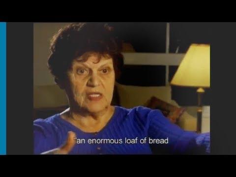 ילדים בשואה - ניצולת השואה מרים שוסטר מספרת כיצד עוזרת לניצולים אחרים
