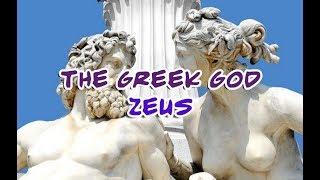 The Greek God Zeus Statue's