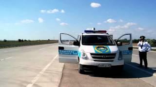 Икан. Транспортники Туркестана! У нас есть свой Закон! Нарушители на трассе.