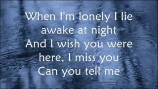 Jane Siberry - It Can't Rain All The Time (Lyrics)