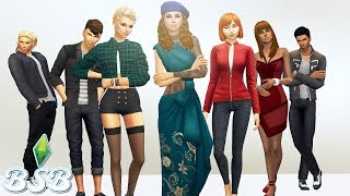 BIG BROTHER: REALITY TV | EPISODE 1- Pilot | (A Sims 4 Series)