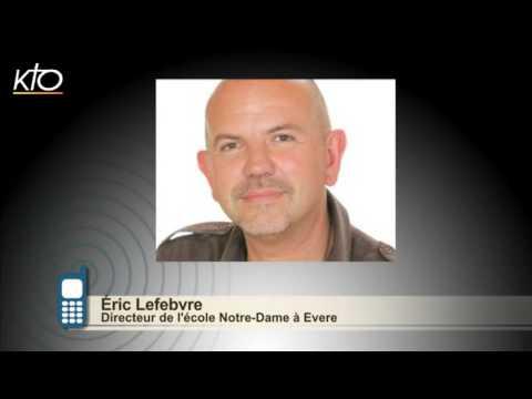 #PRAYFORBRUSSELS : Eric Lefebvre