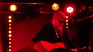 "Everlast ""Black coffee"" live - Paris 2013"