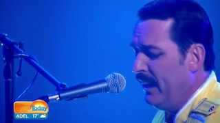 Queen tribute band - Bohemian Rhapsody on Channel Nine's Morning Show