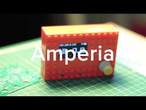 AMPERIA IS THE SOLUTION FOR SCIENCE CLASSES