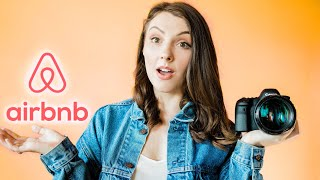 $1000 A MONTH AS AN AIRBNB PHOTOGRAPHER | THE TRUTH ABOUT WORKING FOR AIRBNB|PHOTOGRAPHY SIDE HUSTLE