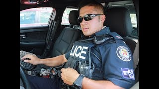 Meet the Toronto cop who's a former Filipino soap star
