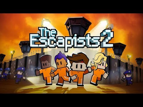 MĒĢINĀSIM IZMUKT NO CIETUMA - The Escapists 2 #RoadTo20K