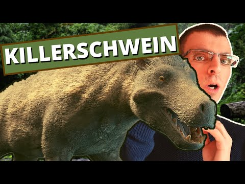 Killerschwein Riesenratte minensuche
