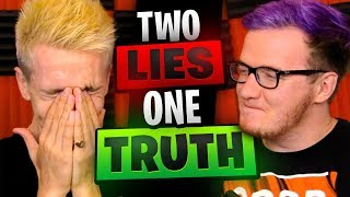 2 LIES ONE TRUTH WITH MINILADDD!