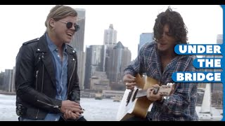 Conrad Sewell - Hold Me Up (Under The Bridge Session)