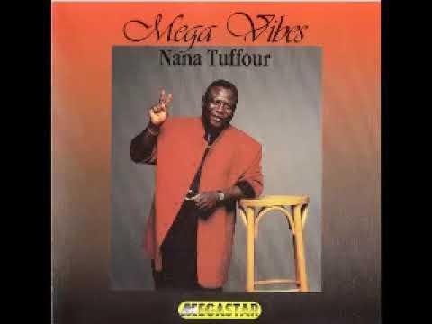 Nana Tuffour – Mega Vibes : GHANAIAN Highlife Folk Pop Music ALBUM Songs LP West African Music