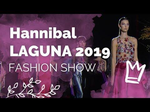 DESFILE HANNíBAL LAGUNA Otoño invierno 2020 - MBFWM 2019