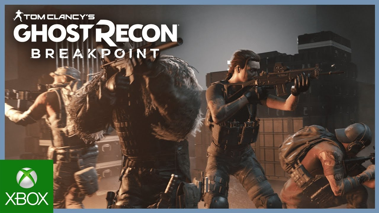 Video forE3 2019: Watch Dogs: Legion and Tom Clancy's Ghost Recon Breakpoint Lead Ubisoft's New Offerings