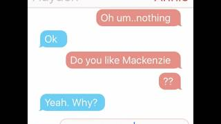 is hayden dating kenzie or annie who was pac dating when he died