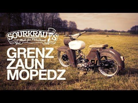 Grenzzaun Mopedz