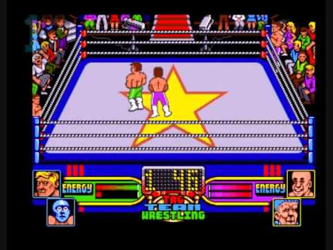 Top Wrestling Amiga
