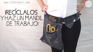 Recicla tus jeans