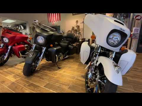2020 Indian Roadmaster® Dark Horse® in Muskego, Wisconsin - Video 1