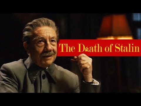 History Buffs: The Death of Stalin(2018) [47 min video] Review of the movie - same title, with historical insights.