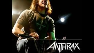12ANTHRAX - Inside Out - Live W/Dan Nelson 2008