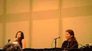 「静かな夜に」 Live by Tanaka Rie