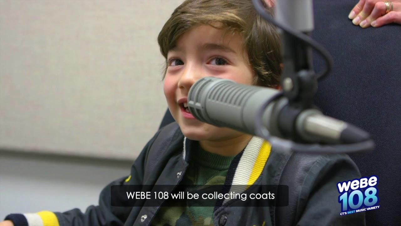 Shane & Mia WEBE108 Coat Drive Promo