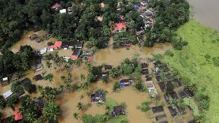 Indian PM pledges aid as rain lets up in Kerala