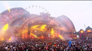 Cloud Rider   Sky And Sand | Paul Kalkbrenner | Live Tomorrowland 015