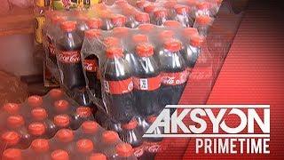 [News5]  Softdrinks, hindi na ibinibenta sa ilang kainan dahil sa problema sa supply ng asukal