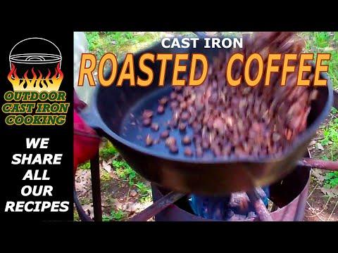 Cast Iron Roasted Coffee