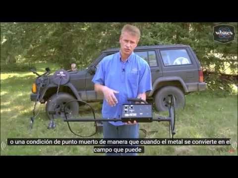 TM808 - Detector de metales 6metros - Paraguay - tesoros Español