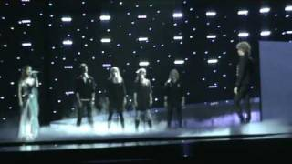 """Eurovision Song Contest 2010. Denmark second rehearsal Chanee & N'Evergreen """"In A Moment Like This"""""""