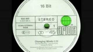 16 Bit - Changing Minds (1987)