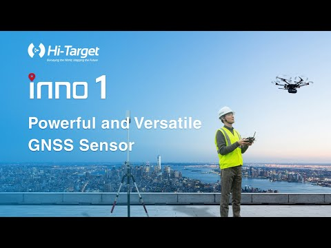 Hi-Target inno 1 — Innovation of GNSS Receiver