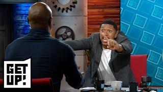 Michael Jordan-LeBron James debate between Jalen Rose and Jay Williams turns wild | Get Up! | ESPN - dooclip.me