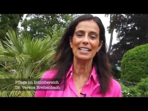 Pflege im Intimbereich - Dr. Verena Breitenbach