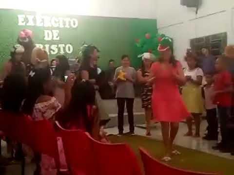 Tia Savana - Bandeirantes do Tocantins-To Louvor: Orquestra da Bicharada