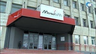 Новгородский Театр для  детей и молодежи «Малый» начинает новый творческий сезон